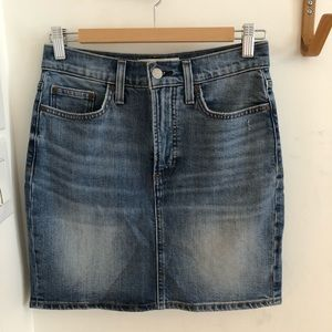 Denim Forum (Aritzia)/ Bella skirt/ size 26